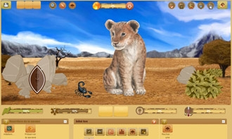 Lionzer - Your new animal of the savannah