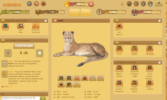 Lionzer - Take care of your animals of the savannah
