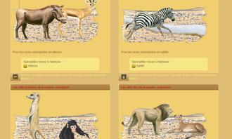Lionzer - The savannah challenges
